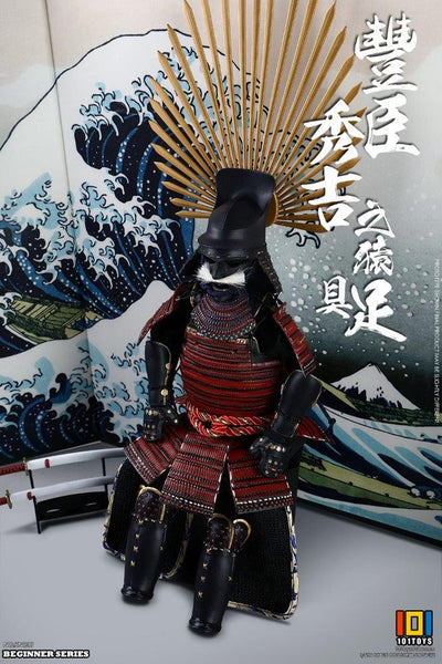 1/6 Scale Toyotomi Hideyoshi Armor (Special Version) by 101Toys