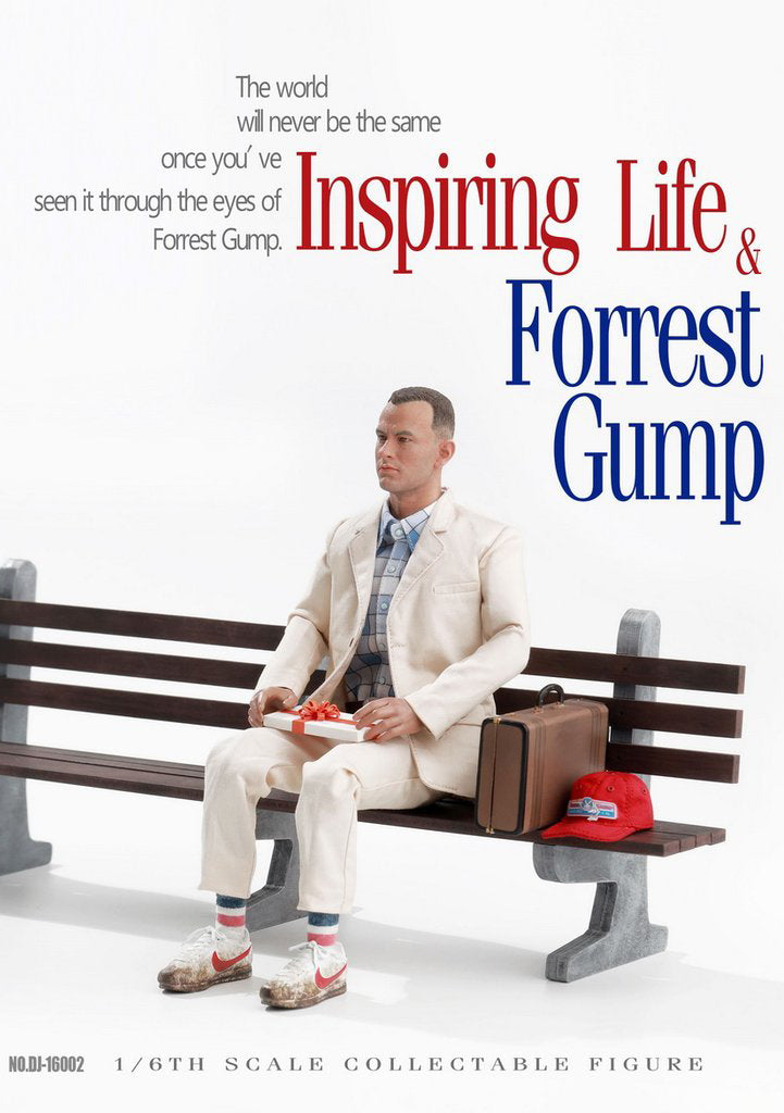 1/6 Scale Forrest Gump Figure by DJ_Custom