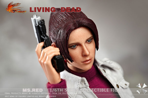 1/6 Scale RE Living Dead Ms. Red Figure by Hot Heart