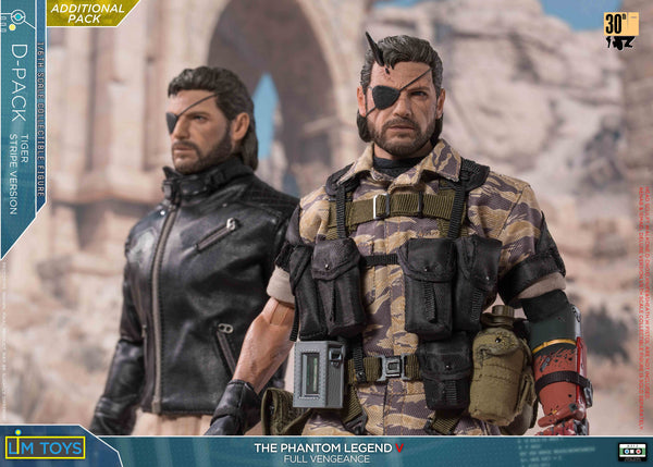 1/6 Scale Aehab Tiger Stripe Camo Suit D Pack Figure by LIM Toys