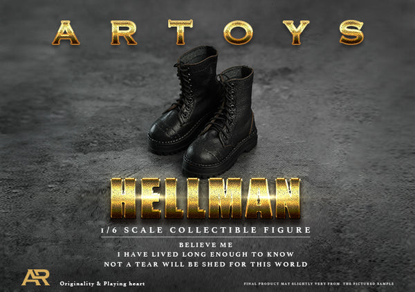 1/6 Scale Hellman Figure by ARTOYS