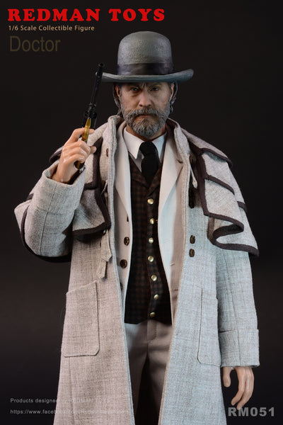 1/6 Scale Doctor Figure by Redman Toys