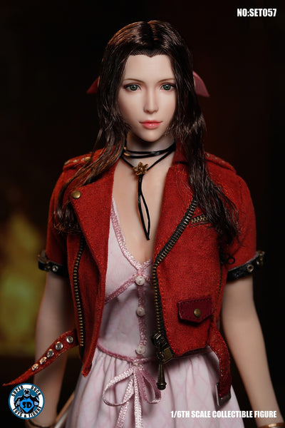 1/6 Scale Fantasy Cetra Head Sculpt & Outfit Set by Super Duck Toys