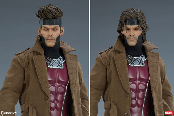 1/6 Scale Gambit Deluxe Figure by Sideshow