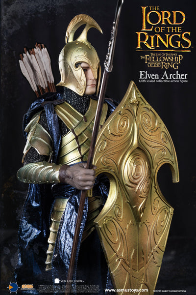 1/6 Scale The Lord of the Rings - Elven Archer Figure by Asmus Toys