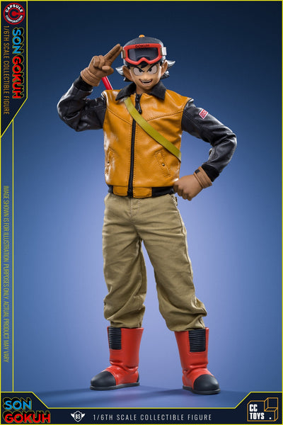 1/6 Scale Son Gokuh Figure by CC Toys