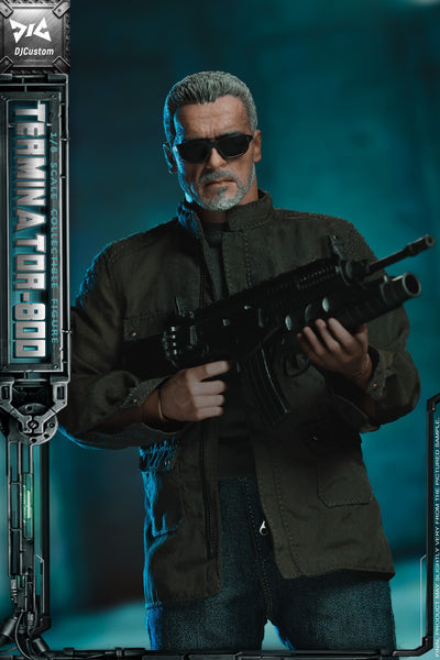 1/6 Scale Terminator 800 Figure by DJ Custom