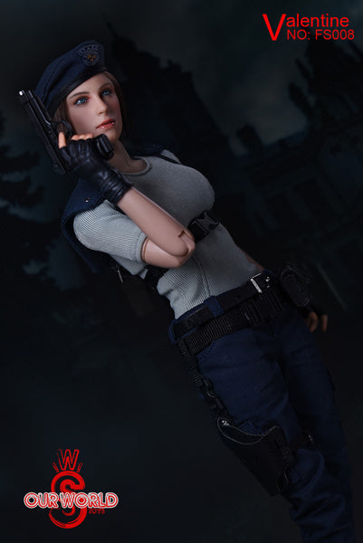 1/6 Scale RE Valentine Figure by SW Our World