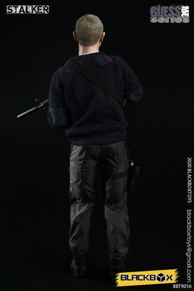 1/6 Scale No Time To Die - Stalker Figure by BlackBox Toys