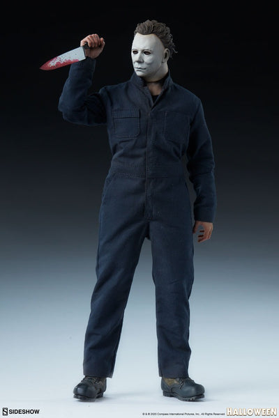 1/6 Scale Halloween (1978) Michael Myers Deluxe Figure by Sideshow