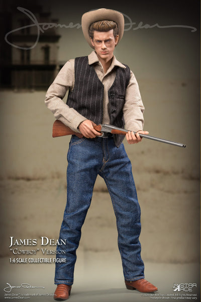 1/6 Scale James Dean Figure (Standard Cowboy Version) by Star Ace Toys