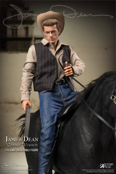 1/6 Scale James Dean Figure (Deluxe Cowboy Version) by Star Ace Toys