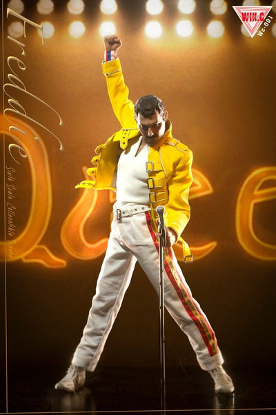 1/6 Scale Freddie 86' Outfit Set by Win.C Studio