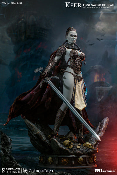 1/6 Scale Court of the Dead Kier - First Sword of Death Figure by TBLeague
