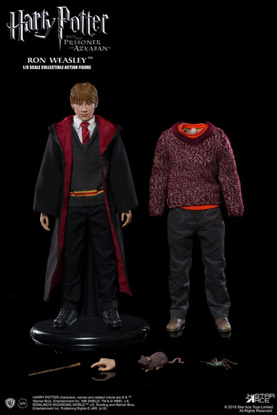 1/6 Scale Harry Potter and the Prisoner of Azkaban Ron Weasley Figure (Deluxe Teenager Version) by Star Ace Toys
