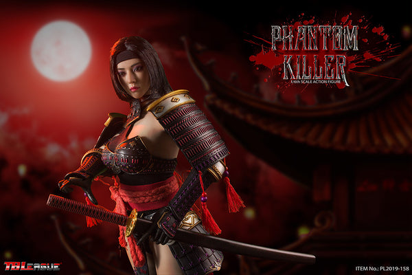1/6 Scale Phantom Killer Figure by TBLeague