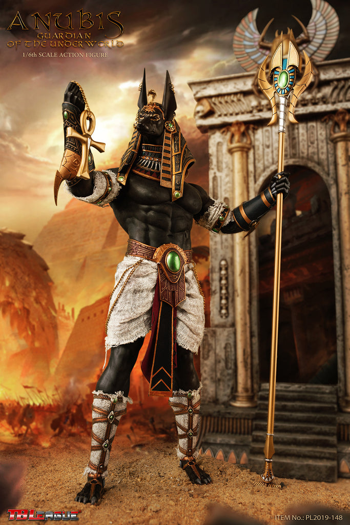 1/6 Scale Anubis Guardian of the Underworld Figure by TBLeague