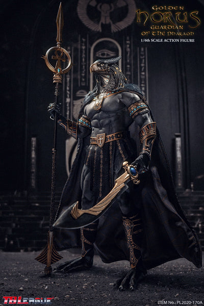 1/6 Scale Horus Guardian of the Pharaoh Golden Figure by TBLeague