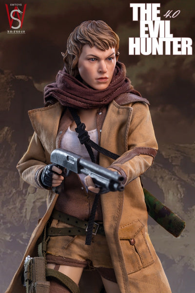 1/6 Scale The Evil Hunter 4.0 Figure by SW Toys
