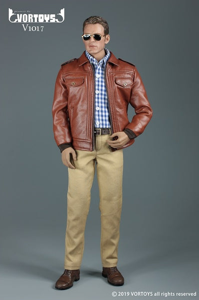 1/6 Scale Rogers Casual Outfit Set by VorToys