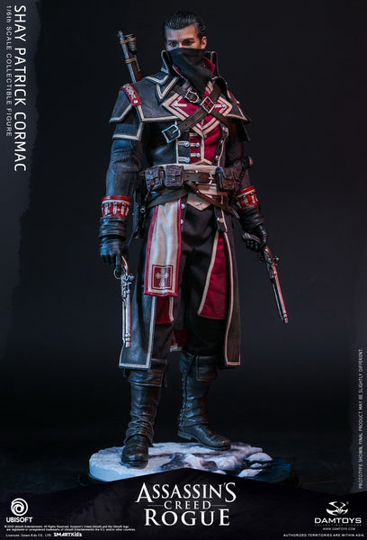 1/6 Scale Assassin's Creed Rogue – Shay Patrick Cormac Figure by DamToys