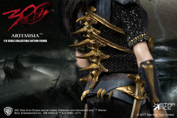 1/6 Scale 300: Rise of an Empire Artemisia Figure by Star Ace Toys