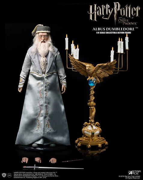 1/6 Scale Albus Dumbledore Harry Potter and the Order of the Phoenix Figure by Star Ace Toys