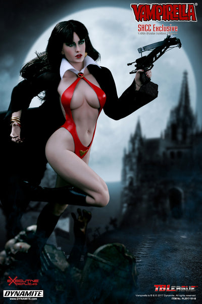 1/6 Scale Vampirella Figure (SHCC Exclusive) by TBLeague