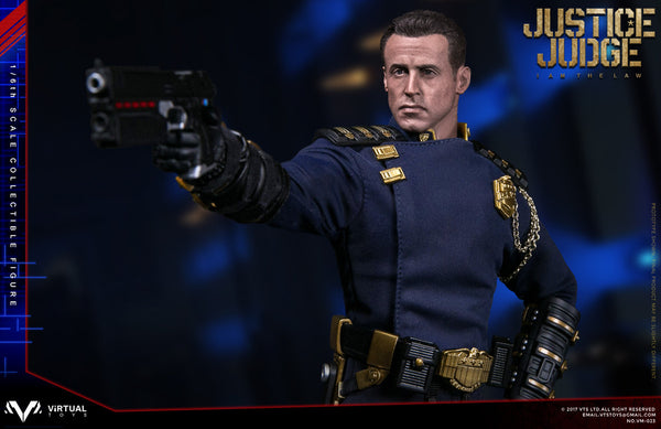 1/6 Scale Justice Judge Figure by Virtual Toys VTS