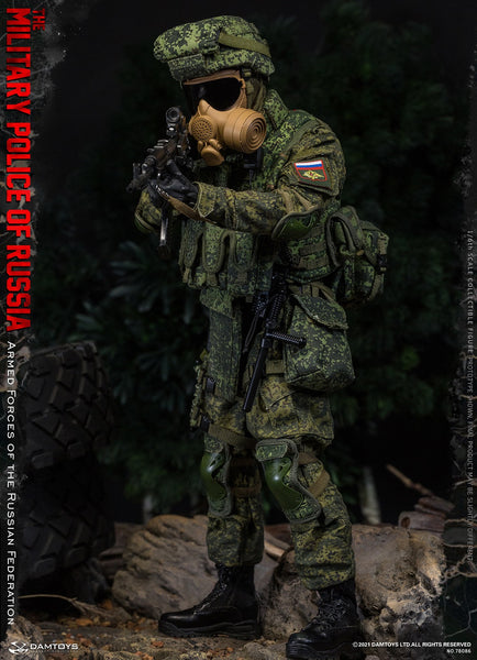 1/6 Scale Armed Forces of the Russian Federation - Military Police Figure by DamToys