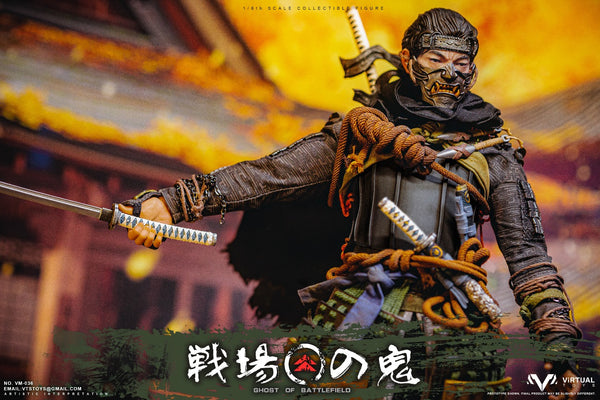 1/6 Scale Ghost of Battlefield Figure (Standard Edition) by VTS Toys