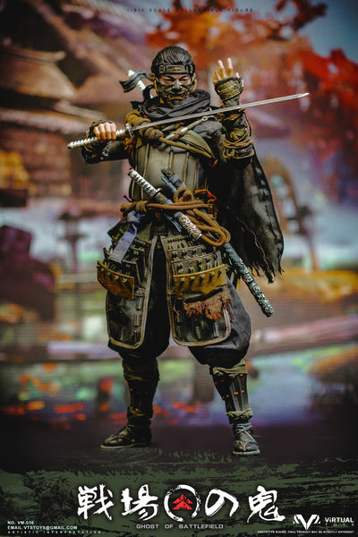 1/6 Scale Ghost of Battlefield Figure (Deluxe Edition) by VTS Toys