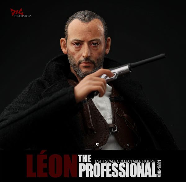 1/6 Scale Leon The Professional Figure by DJ_Custom