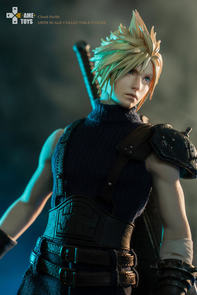 1/6 Scale Cloud Figure (Standard Version) by Game Toys