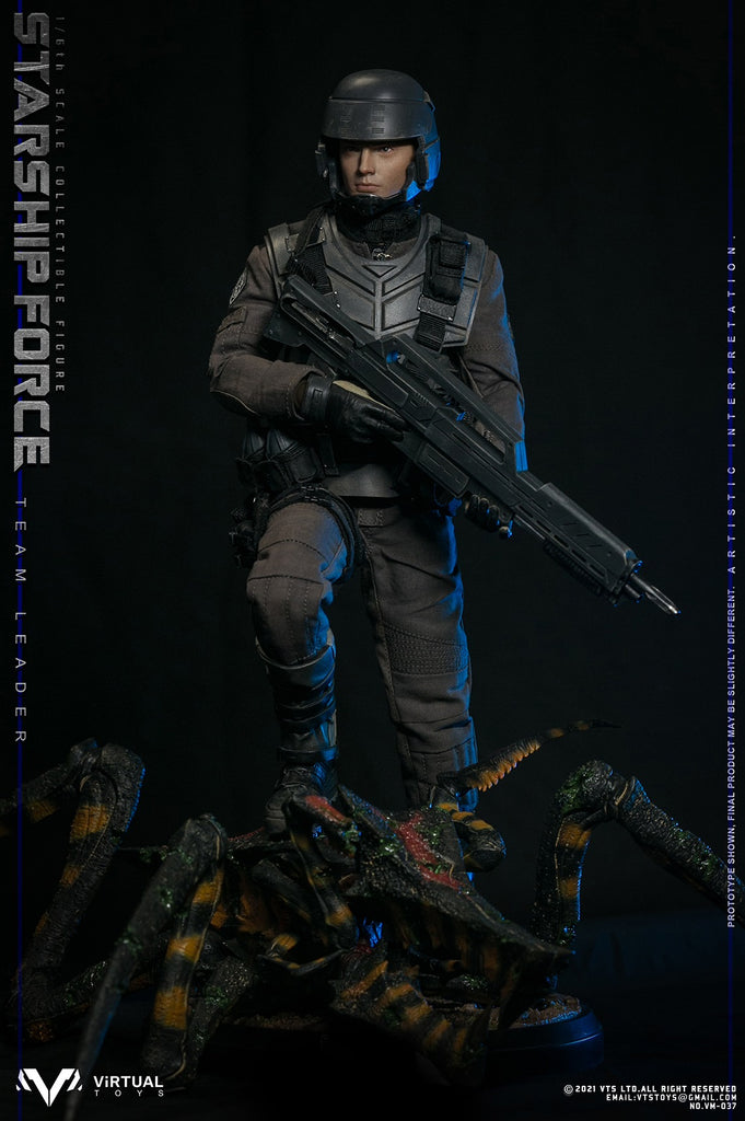 1/6 Scale Starship Force - Team Leader Figure (Deluxe Version) by VTS Toys