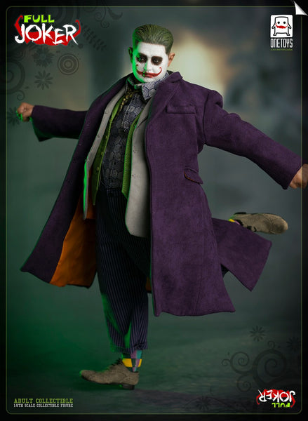1/6 Scale Fat Joker Figure by One Toys