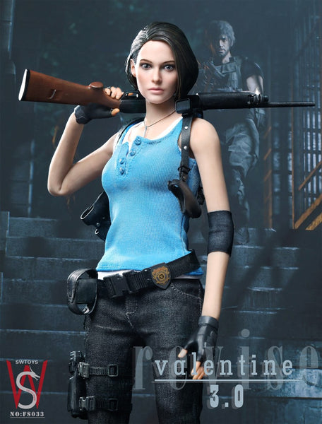 1/6 Scale Valentine 3.0 Figure (Standard Edition) by SW Toys