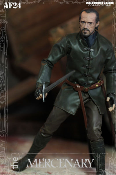 1/6 Scale The Mercenary Bronn Figure by Xensation