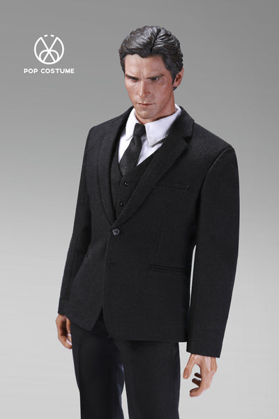 1/6 Scale Men's 3-Piece Suit 2.0 (3 Colors POP-X27) by Pop Toys