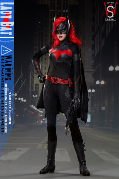 1/6 Scale Lady Bat Figure by SW Toys