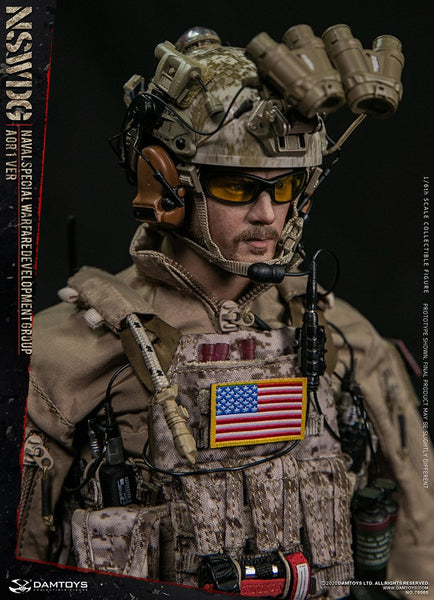 1/6 Scale NSWDG US Naval Special Warfare Development Group AOR1 Ver. Figure by DamToys