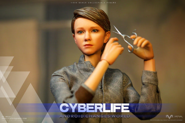 1/6 Scale Cyberlife - Kara Figure by VTS Toys