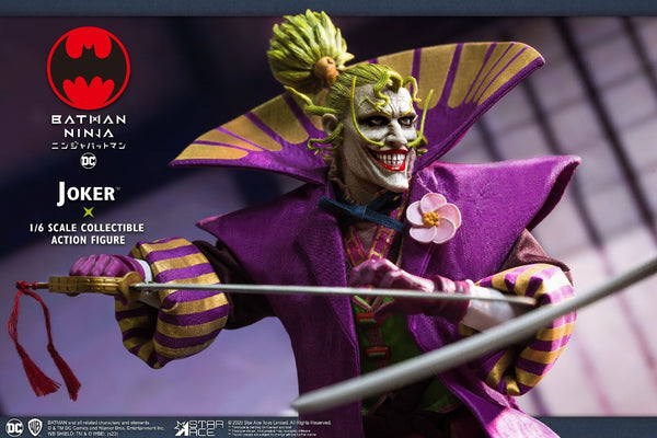 1/6 Scale Lord Joker Figure (Standard Version) by Star Ace Toys