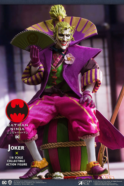 1/6 Scale Lord Joker Figure (Deluxe Version) by Star Ace Toys