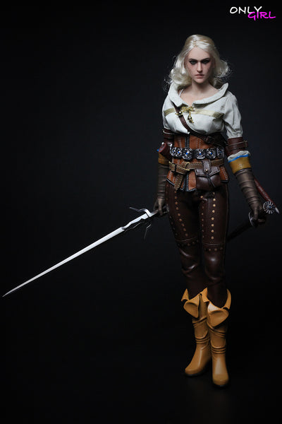 1/6 Scale Lady Witch Sorceress Figure by OnlyGirl