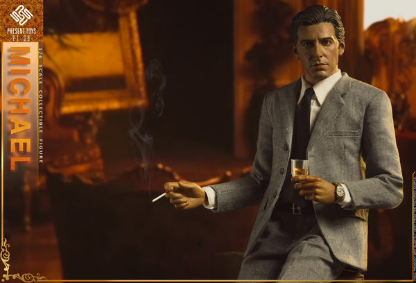 1/6 Scale The Don Michael Figure by Present Toys