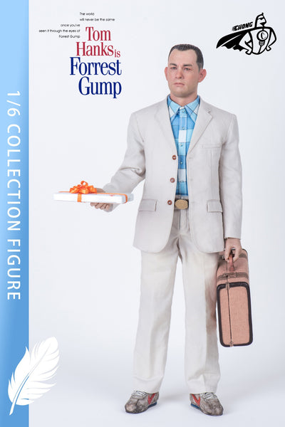 1/6 Scale Forrest Gump Figure by Chong