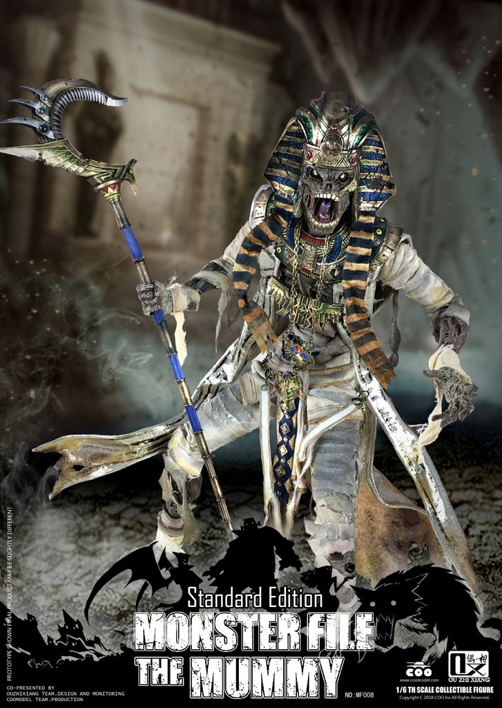1/6 Scale The Mummy Figure (Standard Edition) by COO Model X OU ZHI XIANG
