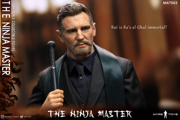 1/6 Scale The Ninja Master Set by Mars Toys