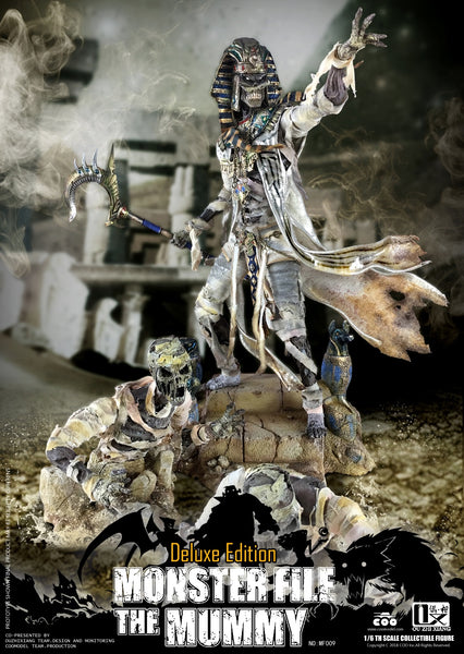 1/6 Scale The Mummy Figure (Deluxe Edition) by COO Model X OU ZHI XIANG